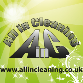 All in Cleaning logo